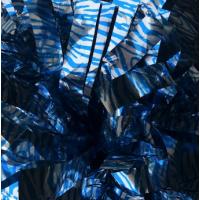 ZEBRA BLUE SILVER